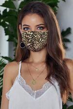 masque fashion panthère protection anti-projection