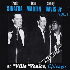 Frank Sinatra - At Villa Venice, Chicago Vol. 1 (Live 1962)  CD SEALED NEW