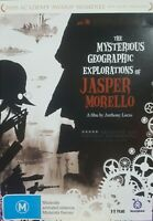 The Mysterious Geographic Explorations of Jasper Morello DVD
