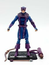 "Marvel Universe Dark Hawkeye (Series 2 #031) 3.75"" Action Figure"