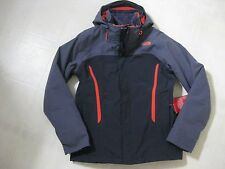 The North Face TriClimate 3-in-1 Jacket / Navy Orange Plum / L / BNWT