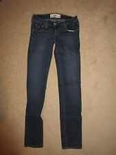 JEANS - Hollister - Laguna Skinny - Medium Blue - Sz 1 Regular 25x33