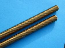12MM Brass All Threaded Bar - Brass Studding