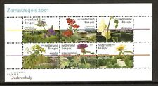 Nederland Netherlands Catnr. V 1973    Postfris -  Zomerzegels 2001