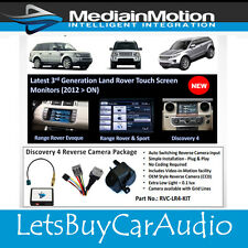 REARVIEW / REVERSE CAMERA + CAMERA INTERFACE FOR LAND ROVER DISCOVERY 4