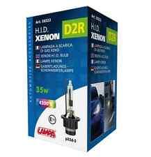 Lampada HID Xenon 4300K D2R 35W P32d-3 1PZ Scatola COD. 58322
