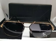dbd63f491e9a CAZAL 734 3 colour 302 MATTE BLACK   GOLD Vintage Sunglasses