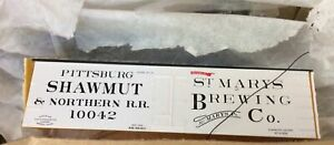 OLD & WEARY HO  Pittsburgh Shawmut & Northern  St. Mary's Brewing Co. #10042