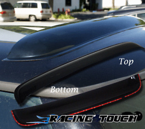 Deflector Sunroof Wind Shield Visor 3mm For Compact Size Vehicle 34.6 Inch 880mm