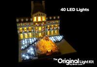 LED Lighting Kit for LEGO ® 21024 Louvre
