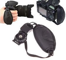 Camera Wrist Strap PU Leather Hand Grip Accessory for Canon Nikon Sony DSLR SLR
