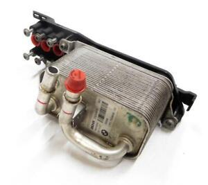For 2004-2007 BMW 530i Auto Trans Oil Cooler Thermostat Bracket Dorman 97929JX