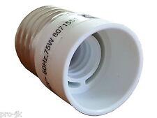 Adaptateur culot / douille E27 vers E14 - Convertisseur / Transformateur ampoule