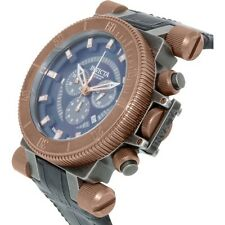 Invicta 18463 Mens Coalition Forces Rose Tone Bezel Swiss Chronograph Watch