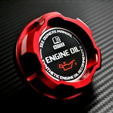 Aluminum ENGINE Oil Cap FITFIT NISSAN ALTIMA MAXIMA SILVIA S13 sunny 240SX 350Z