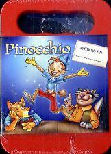 PINOCCHIO (Formato esposizione Negozio) DVD FILM Cartoons Sealed Edit.