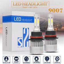 3SIDE 9007 HB5 LED Headlight Conversion Kit 120W 24000LM HI-LOW Beam Bulbs 6000K