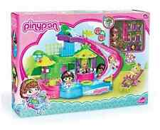 Pinypon Piny Pon Aquapark Adventures Doll Playset New in Mint Condition!!