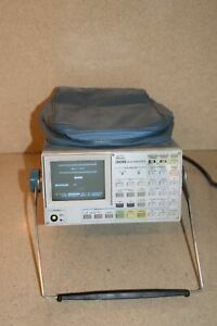 <JM> SONY TEKTRONIX 308 DATA ANALYZER