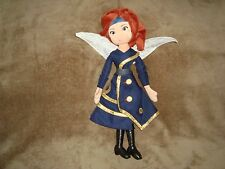 Disney Store Authentic Tinkerbell Zarina Pirate Fairy Plush Doll 20""