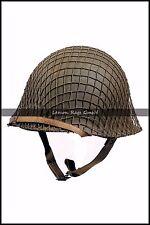 Französischer Armee Stahlhelm -  M 51  von 1952 - Indochina