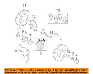TOYOTA OEM Brake-Front-Wheel Stud 9094202049