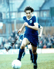 Imre VARADI Signed Autograph Everton FC 10x8 Photo AFTAL COA