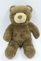 Build a Bear Workshop Dark Brown Stuffed Bear 14""