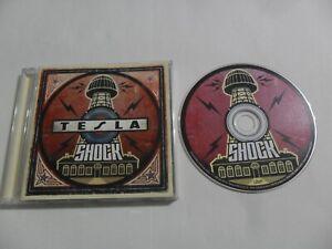 Tesla - Shock (CD 2019)  Hard Rock