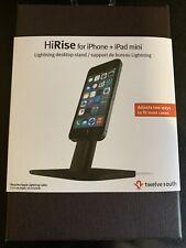 HiRise lightning desktop stand for iPhone + iPad Mini Twelve south