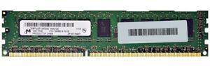 Micron 1GB 1Rx8 DR3 PC3-10600E-9-10-D0. Memory Ram MT9JSF12872AZ-1G4G1ZE.