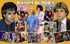 Bosom Buddies Fan Made Poster print 11 X 17 Tom Hanks Peter Scolari Donna Dixon