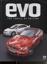 September Evo Cars, 2000s Magazines