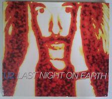 U2  Last Night On Earth  CD-Single UK 1997 digipack