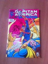 CAPITAN AMERICA & I VENDICATORI nr 37 STAR COMICS 1992 MARVEL ALPHA FLIGHT