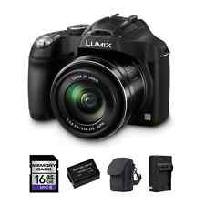 Panasonic Lumix DMC-FZ70 Digital Camera + 2 Batteries, 16GB & More!