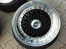 Lenso BSX Felgen 8 x 15 MIT TÜVTEILEGUTACHTEN !!!  VW Golf GTI Pirelli BMW E30