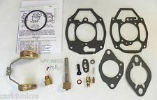 1B Rochester Carburetor Rebuild Kit Float Inlet Nut Chev Pont 216 235 1932 - 62