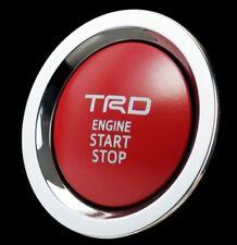 TRD (Toyota Racing Development) push start switch MS422-00003 from JAPAN