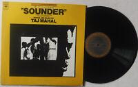 "SOUNDER – ORIGINAL SOUNDTRACK W / TAJ MAHAL- 12"" 33 RPM STEREO LP RECORD - DEMO"