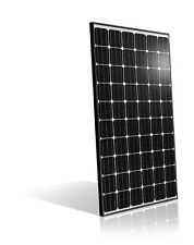 200 Watt Solarmodul monokristallin - 24 Volt - BLACK - TOP Qualität + Optik