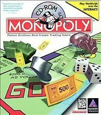 Monopoly CD-ROM for PC, 1995 - (eb3)