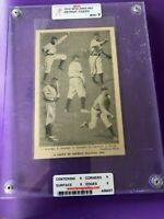 1910 Spalding Vintage T-206 ERA Slabbed/Graded Mint 9 Hughie Jennings HOF