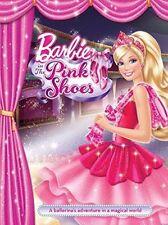 Barbie e le scarpe rosa, nuovi, Mattel LIBRO