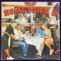 V/A ~ KZAP FM 98 Hometown 2 Album LP PRIVATE Hard Rock Sacramento CA Vinyl VG+