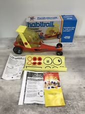 Vintage 1994 Habitrail Living World Hamster Dragster Vintage USA Hamster Toy