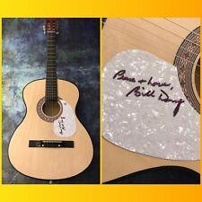 GFA Afternoon Delight Star BILL DANOFF Signed Acoustic Guitar B2 COA