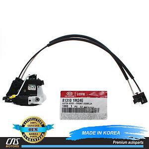 ⭐GENUINE Door Lock Actuator FRONT LEFT for 10-13 Kia Forte & Koup OEM 813101M240