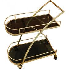 Moebel direkt online Servierwagen Teewagen Gold