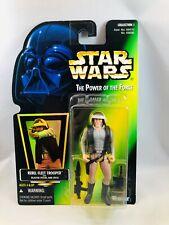 Star Wars The Power of the Force Rebel Fleet Trooper Action Figure